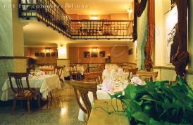 رستوران هتل اسکان