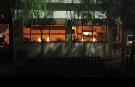 رستوران باغ زیتون (ملک آباد)
