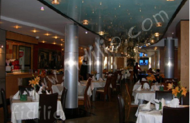 رستوران البرز