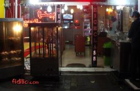 رستوران باکلاس