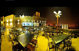رستوران باربیکیو گرسیوز (هفت خوان)