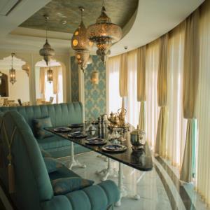 رستوران قصر ضیافه (پاسداران)