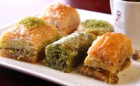 باقلوا ترکیه ای مخصوص افطار